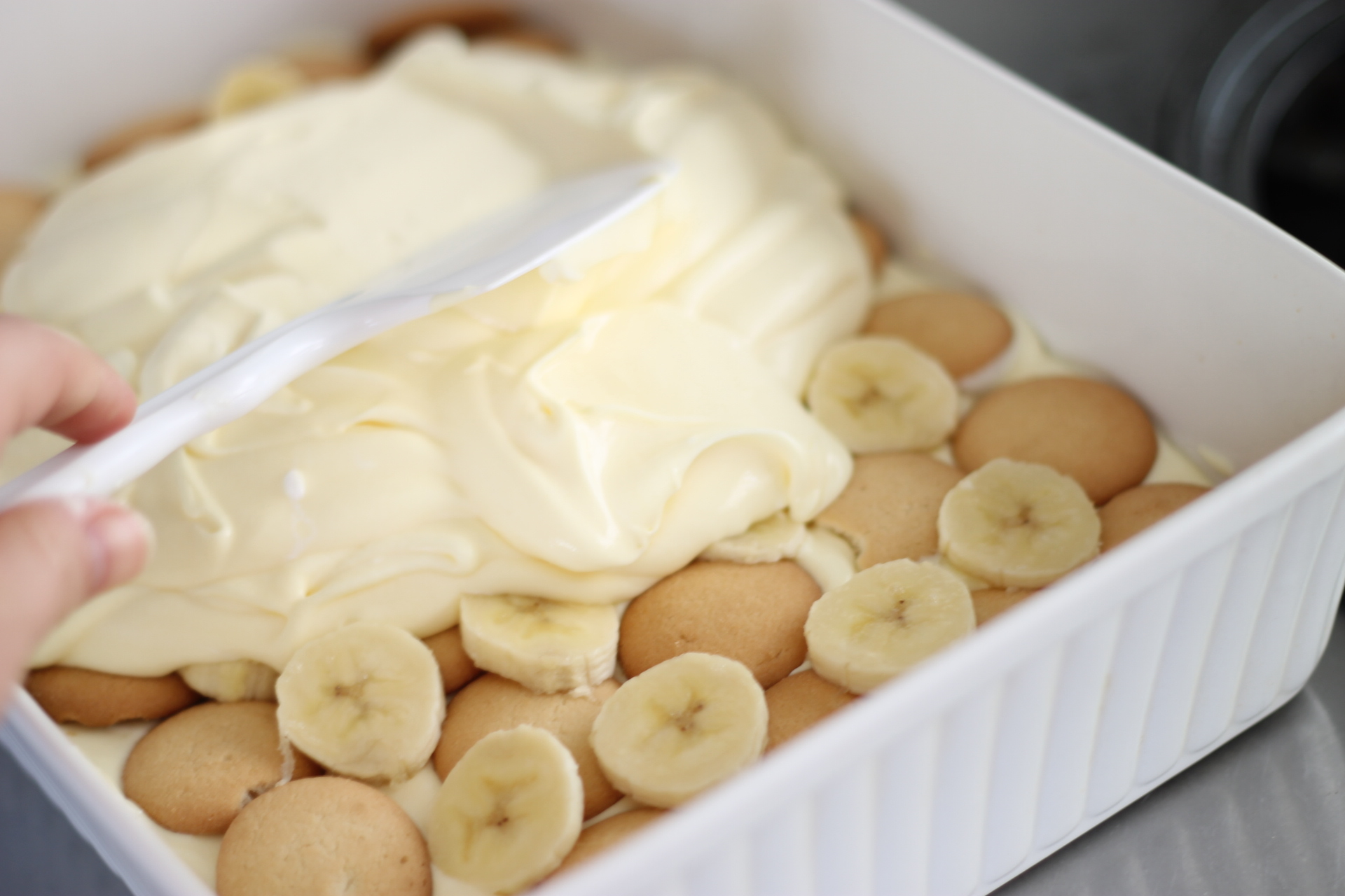 What can you make delicious from bananas, cottage cheese
