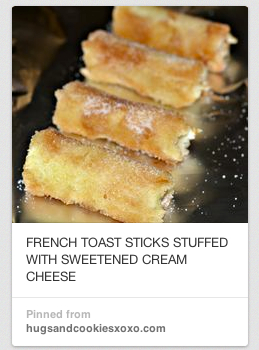 French Toast Sticks with Cream Cheese Filling copy