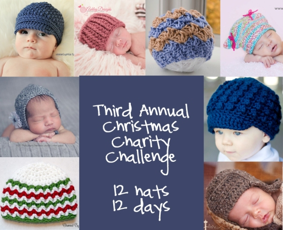Crocheting for a Cause! {Preemie Hat Pattern}