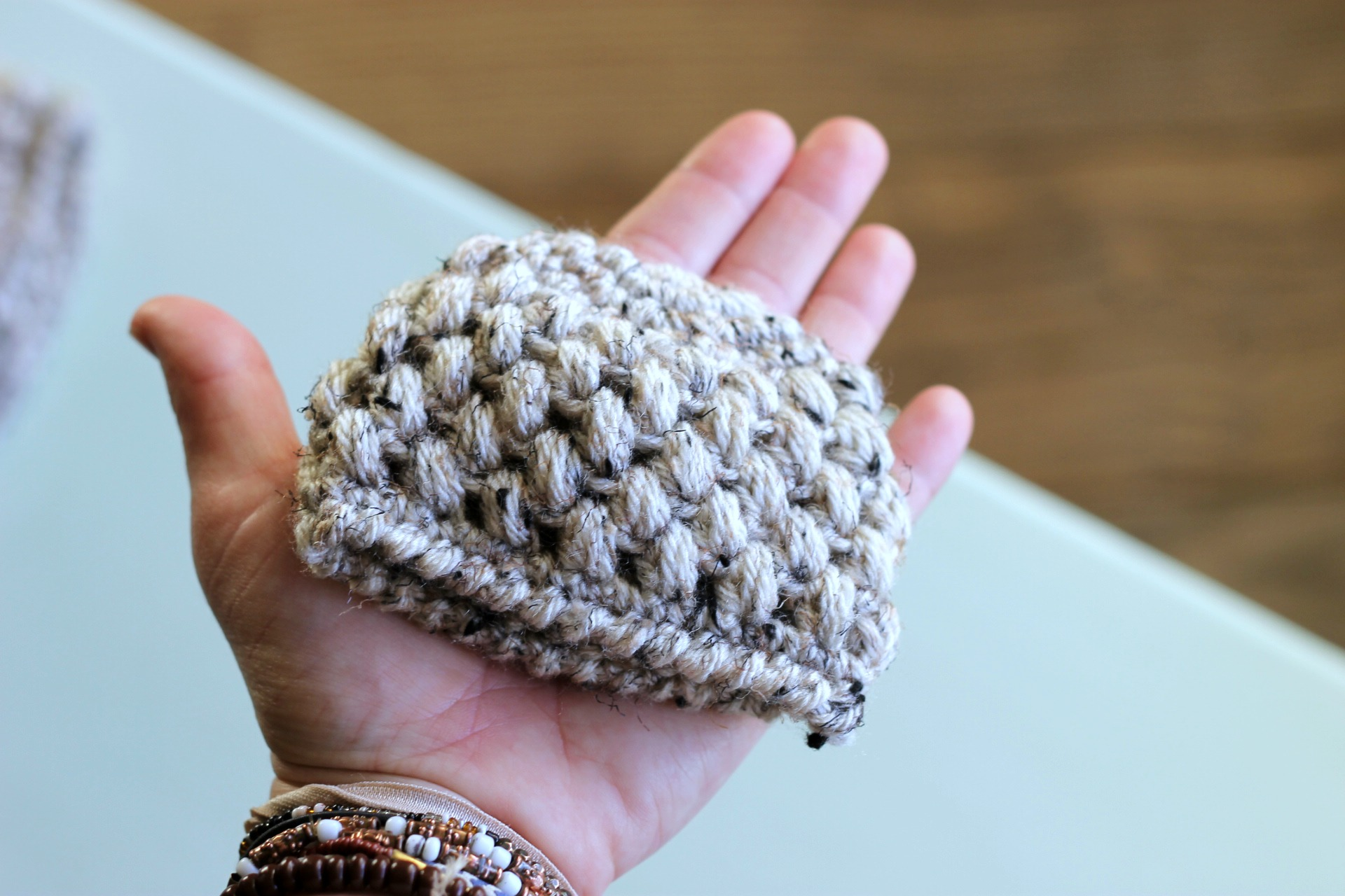 Crocheting for a Cause! {Preemie Hat Pattern} | Me + Three {and ...