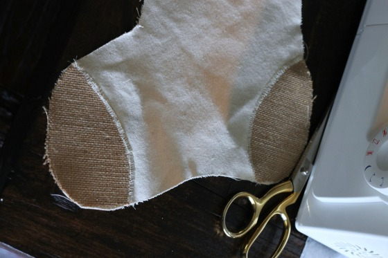 DIY Christmas Stocking3