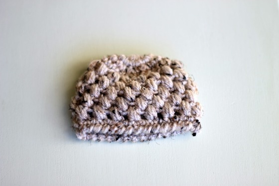 Crochet Preemie Hat Pattern