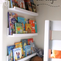 Babies and Book Ledges