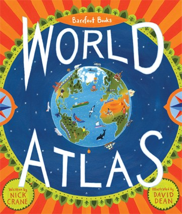World Atlas Barefoot Books